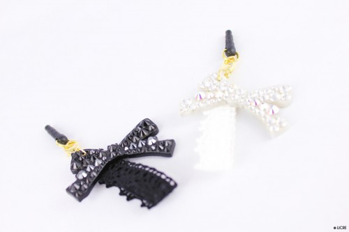 スワロフスキーデコレーション Plug-accessories-Lace-flower-Ribbon-main-01