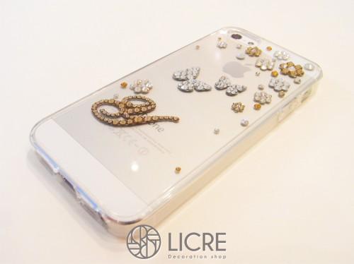 iphoneデコ